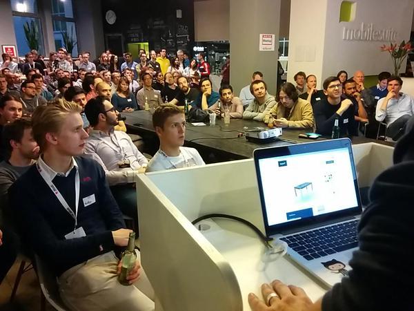 Appwoodoo on the Berlin Tech Meetup