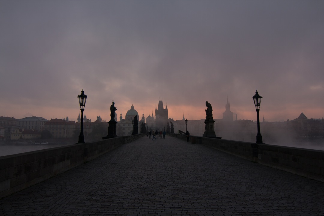 Rapid Sightseeing in Prague